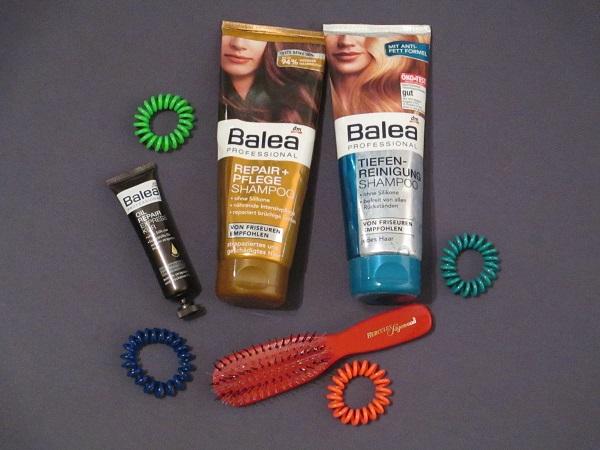 angelina s nails more sch ne haare mit balea gute haarpflege muss nicht teuer sein. Black Bedroom Furniture Sets. Home Design Ideas