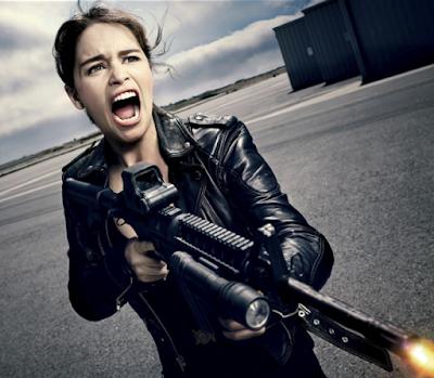 Emilia Clarke - Terminator Genesis