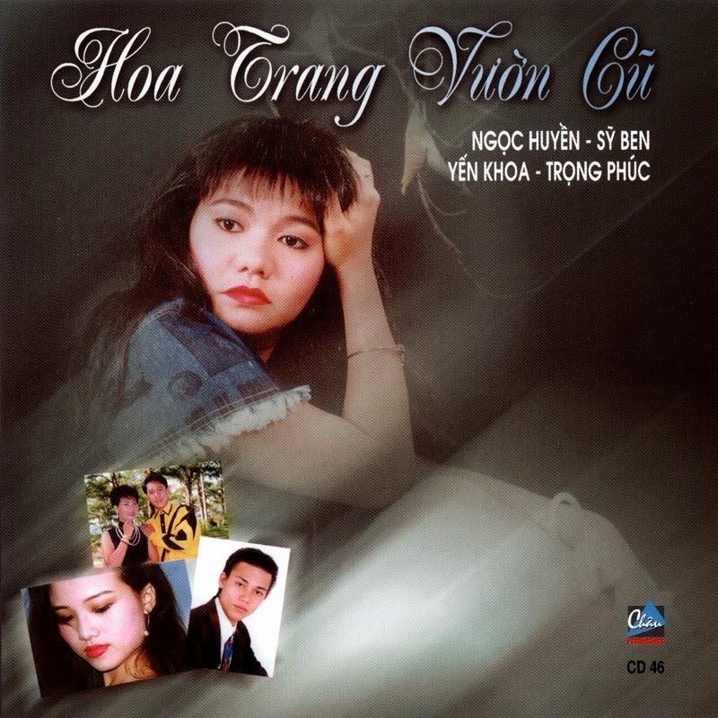 Châu CD046 - Hoa Trang Vườn Cũ (NRG)