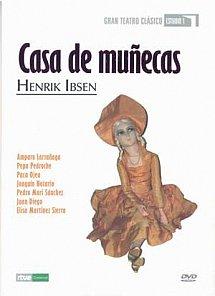 Casa de muñecas | 2002 | (Gran teatro Estudio 1) - Caratula