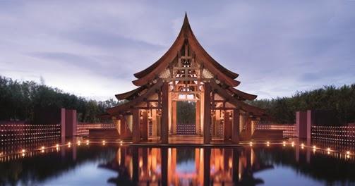 Un espacio zen de lujo zen luxury spaces - Espacio zen ...