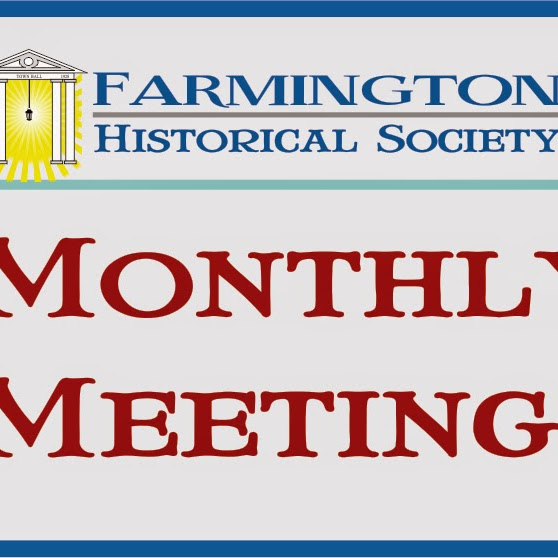 Historical Society September Meeting Tonight