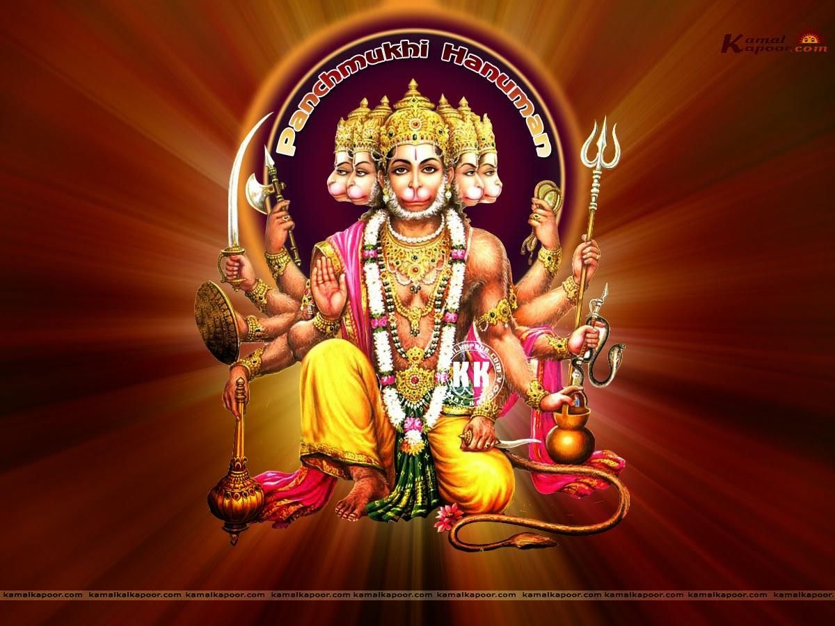 Hd wallpaper hanuman - Panchmukhi Hanuman Pictures Hd Wallpaper Jpg 1 200 900 Pixels Hanuman Pinterest Hanuman