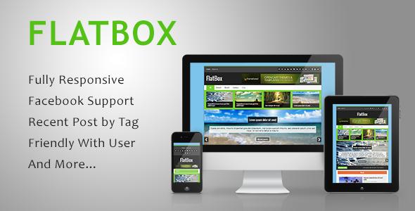 Flatbox Template