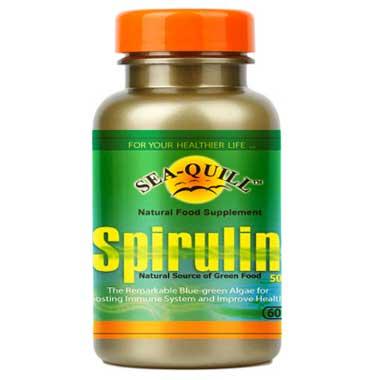 Sea Quill Spirulina Sumber Makanan Hijau Kaya Manfaat