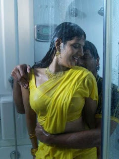 Preethi Varma in Saree