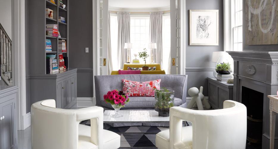 The Pink Pagoda Suellen Gregory Interior Design