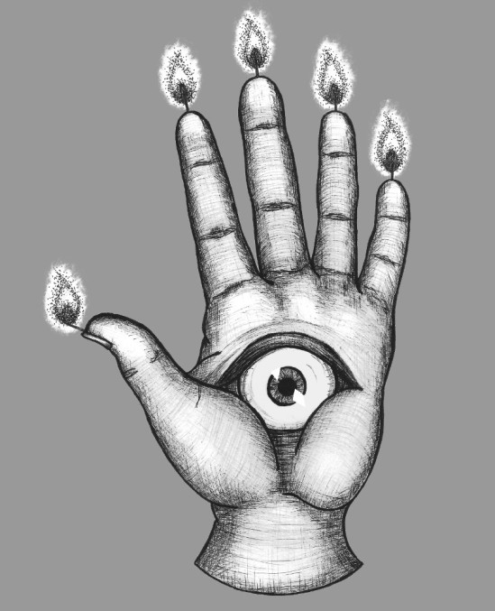 Glory Hand