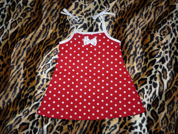 cute lil' polka dot dress
