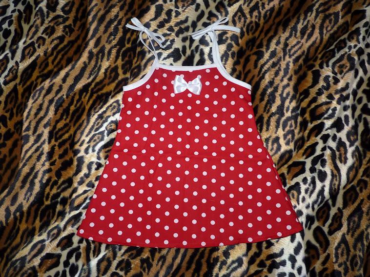 cute lil' polka dot dress