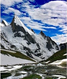 Laila Peak, Hushe, Karakoram Range, Pakistan.