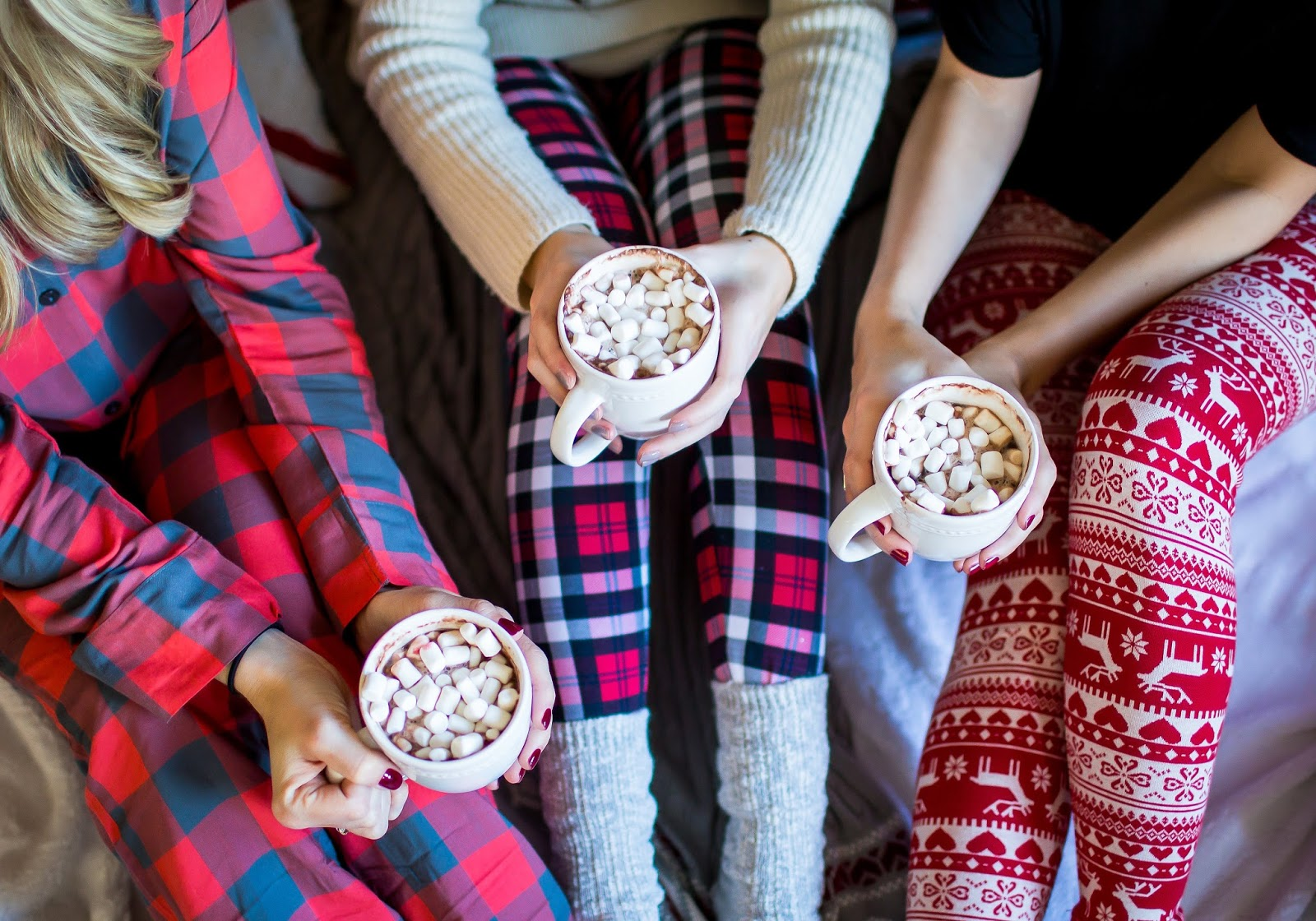 Christmas Pajama Party Ideas Part - 42: Winter Pajama Party