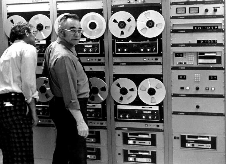 WPBS PHILADELPHIA c1970