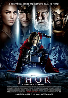 Assistir Thor Dublado Online HD