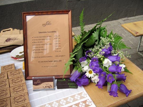 zāļu tirgus 2011, SIA Mai Shoko