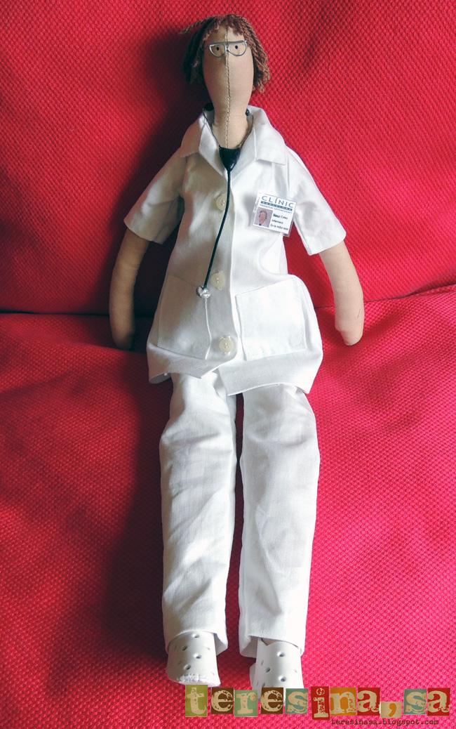 Tilda enfermera 50 años