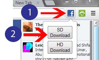 Cara Download Video Facebook Pada Google Chrome - Blog Microsoft
