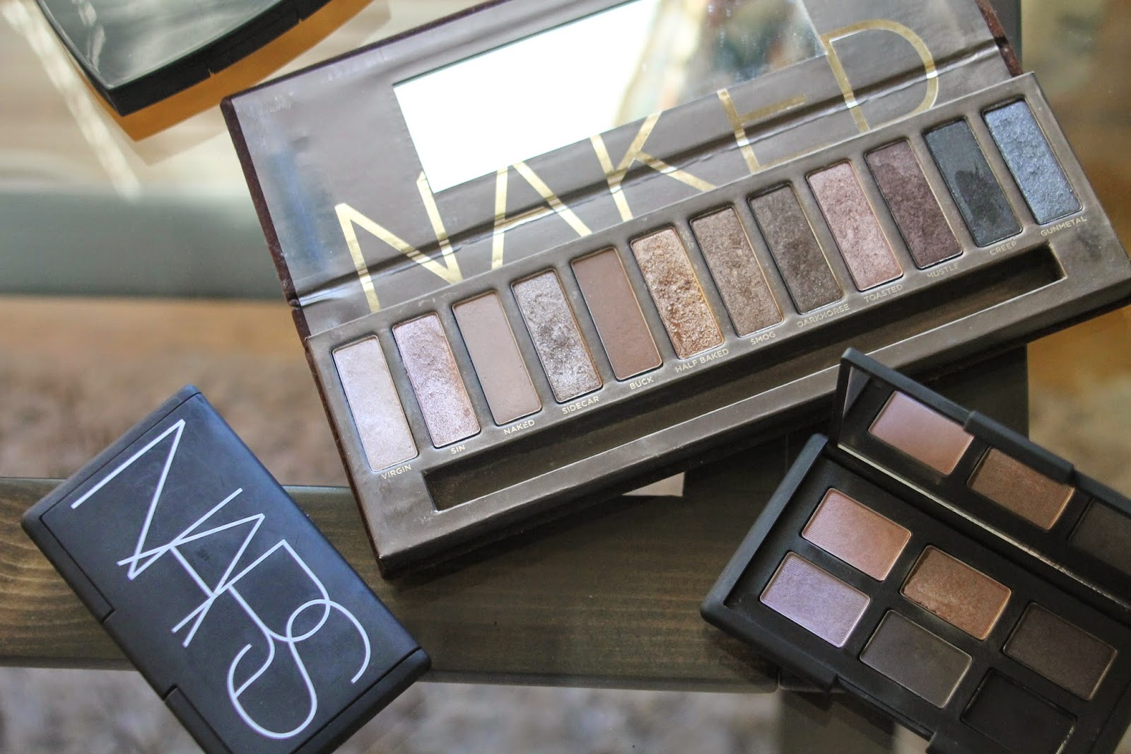 THE PALETTES I'M BRINGING BACK THIS FALL