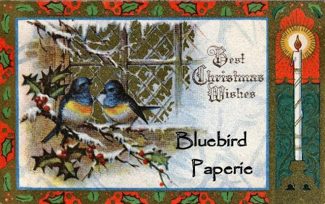 Bluebird Paperie