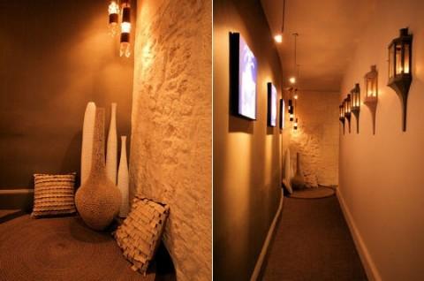 Art deco decoration de votre couloir entree for Chambre a coucher adulte avec matelas maine et loire