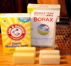 Recipe for Home Made Laundry Soap