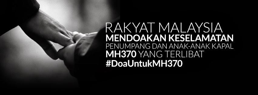 Day 11 : Mystery Flight MH370