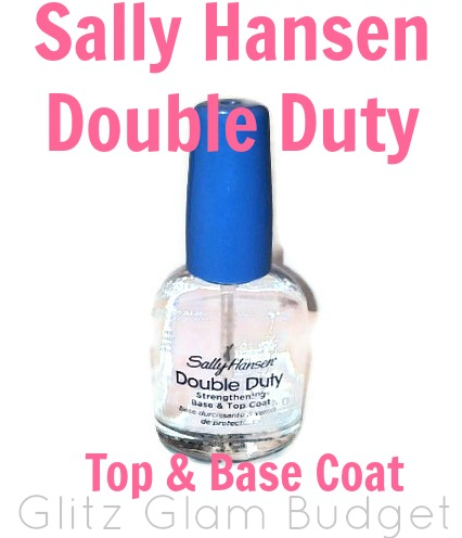 Affordable Top Coat and Base Coat