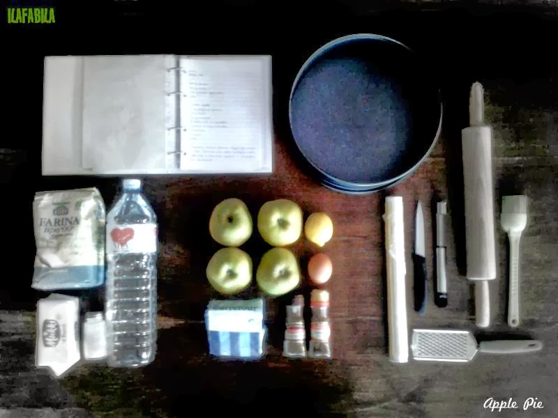Ingredienti Apple Pie Ilafabila