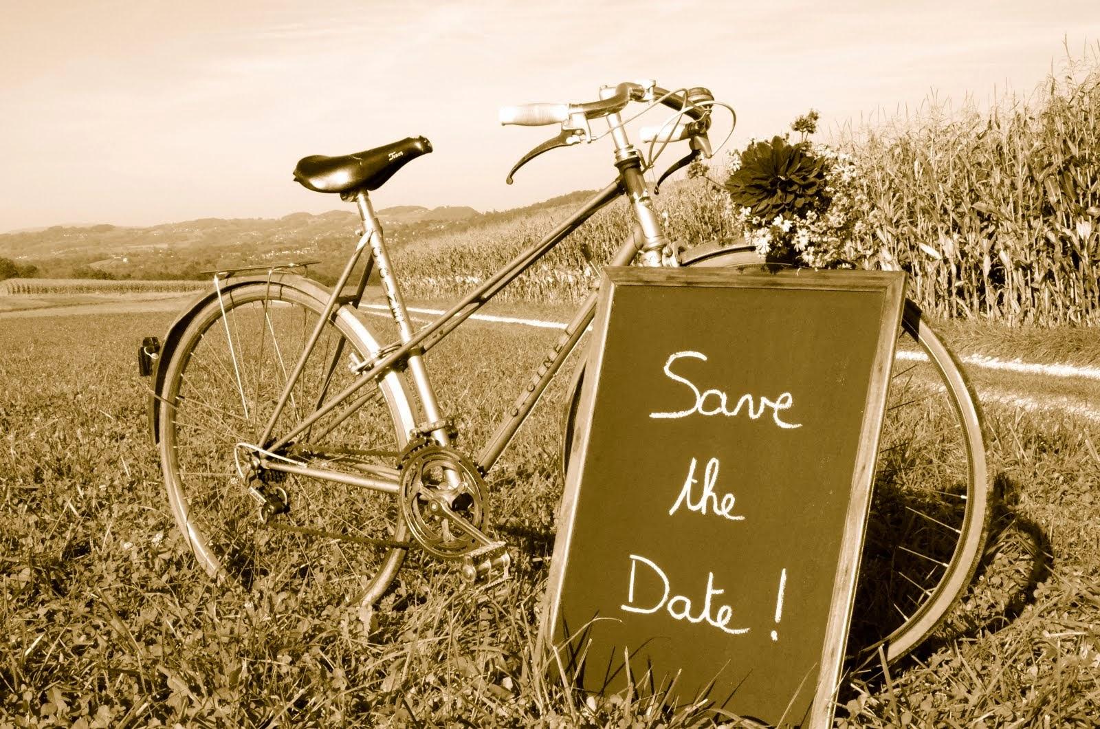 """""""Quand on partait de bon matin,quand on partait sur les chemins, à bicyclette !"""""""