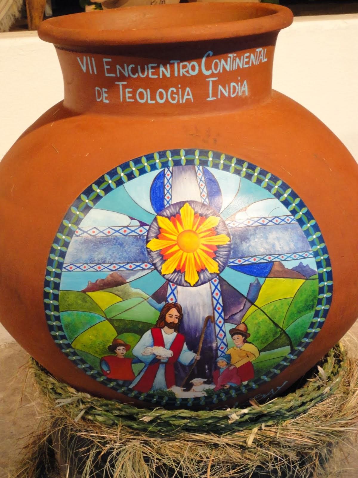 VII Encontro Continental de Teologia Índia