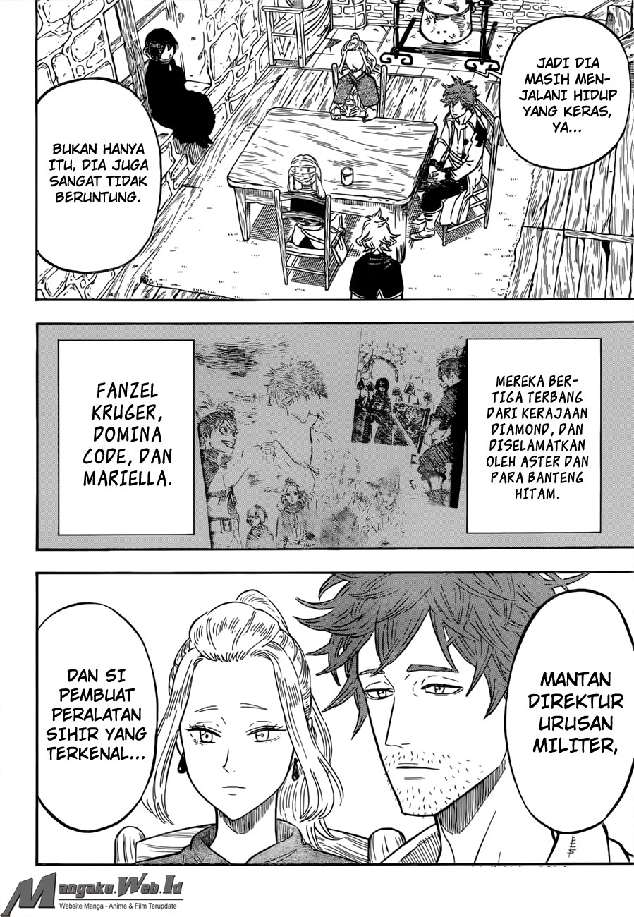 Black Clover Chapter 82-4
