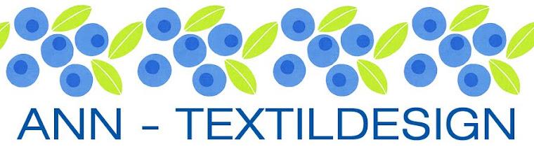 Ann Granlund textiltryck