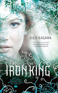 The book of The Iron King by Julie Kagaway