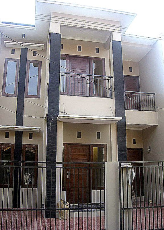Rumah Model Minimalis 140911  Rumah Minimalis  Desain Model