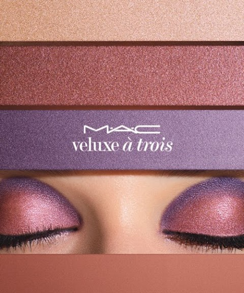 MAC Veluxe a Trois Fall 2015 Collection