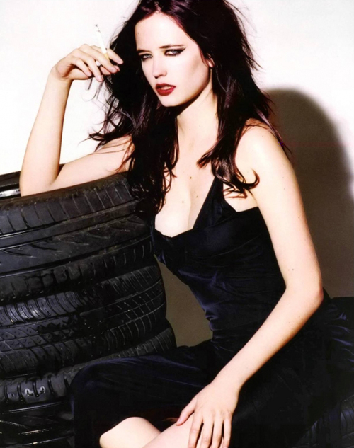 Eva Green Hairstyles Photoshoot 15