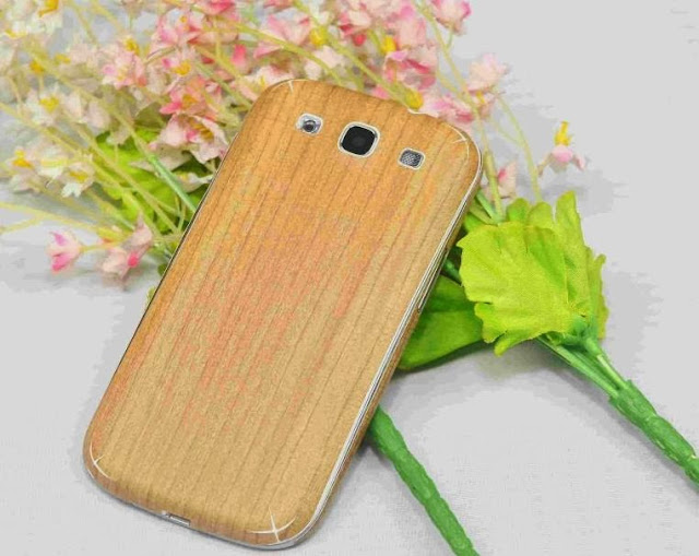 Wood Style Mobile Cover