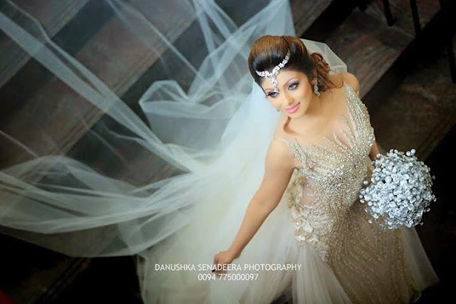 Nathasha Perera Wedding Photos Sri Lanka Hot Picture
