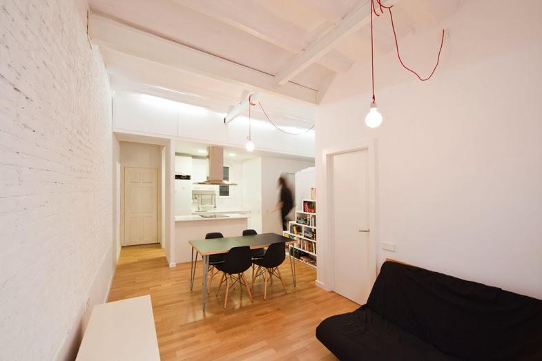 Apartamento en el Raval