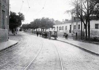 Calle de Eugenia de Montijo en Carabanchel