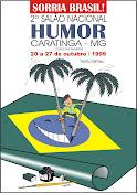 2º Salão de Humor de Caratinga / 1999