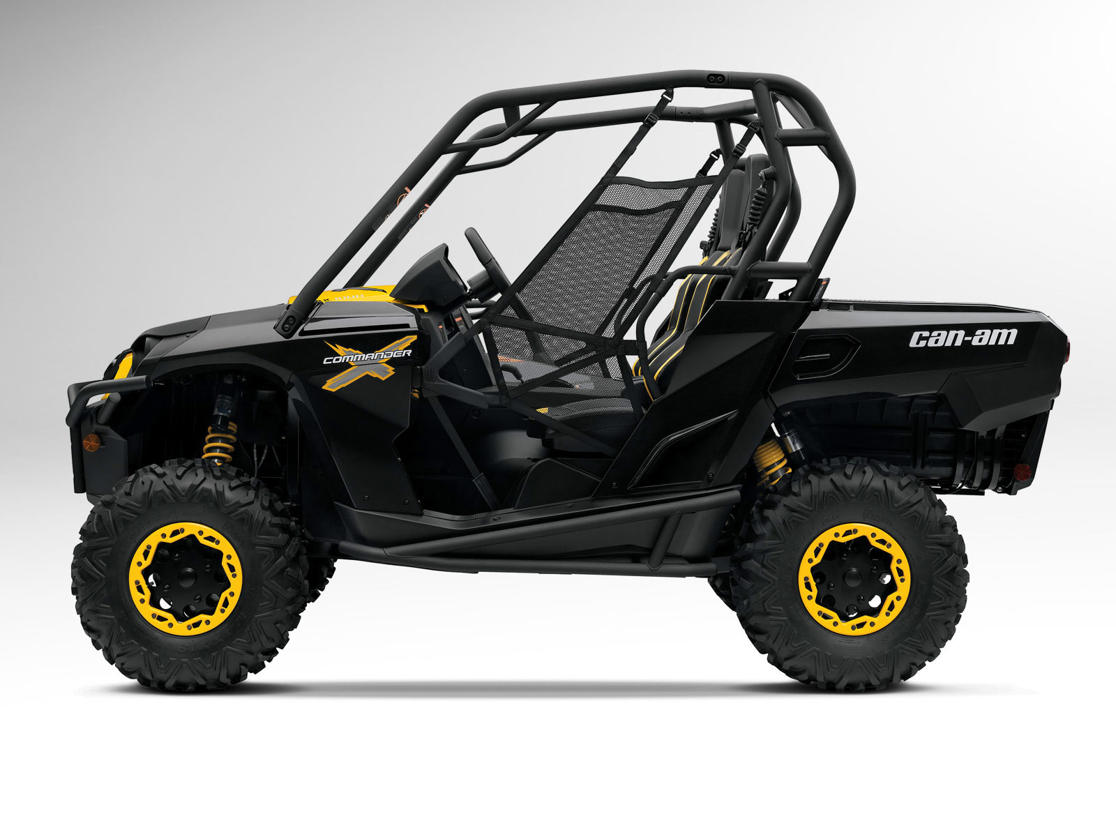 2012 Can-Am Commander 1000X ATV pictures 2