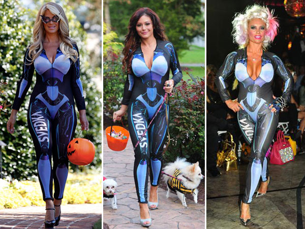 Halloween Costumes 2018: Celebrity Halloween Costumes 2013
