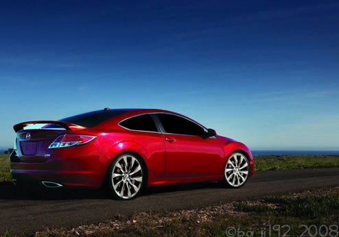 Mazda on Mazda Releases  Mazda 6 Coupe Will Appear In 2014