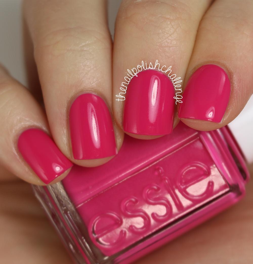 Best Light Pink Nail Polish Essie: Kelli Marissa: Essie Breast Cancer Awareness Collection