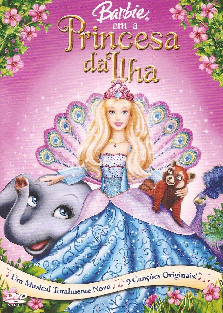 Baixar Filme Barbie: A Princesa Da Ilha (Dublado)