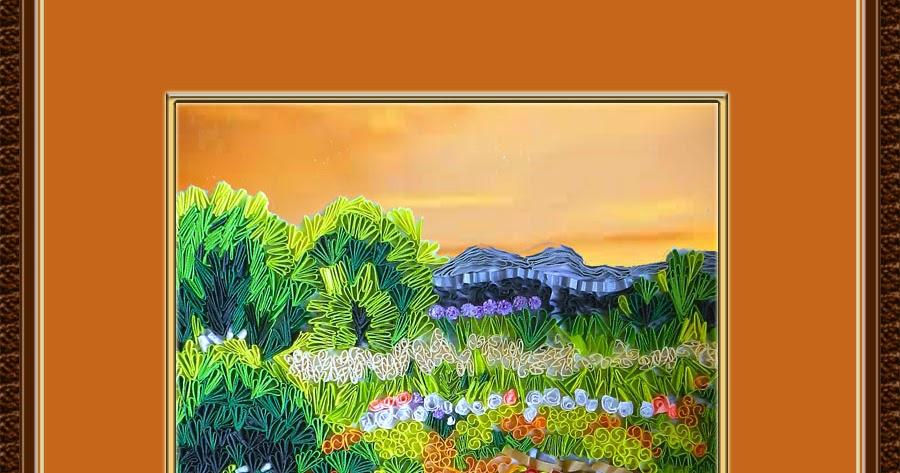 essay on landscape painting