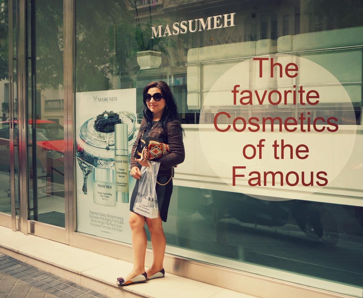 Massumeh+Cosmetics+Madrid