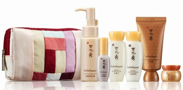 Sulwhasoo Charity Kit, Sulwhasoo, World Vision Malaysia, Concentrating Ginseng Cream, First Care Activating Serum, Essential Balancing Emulsion, Essential Balancing Water, Gentle Cleansing Foam, Overnight Vitalizing Mask