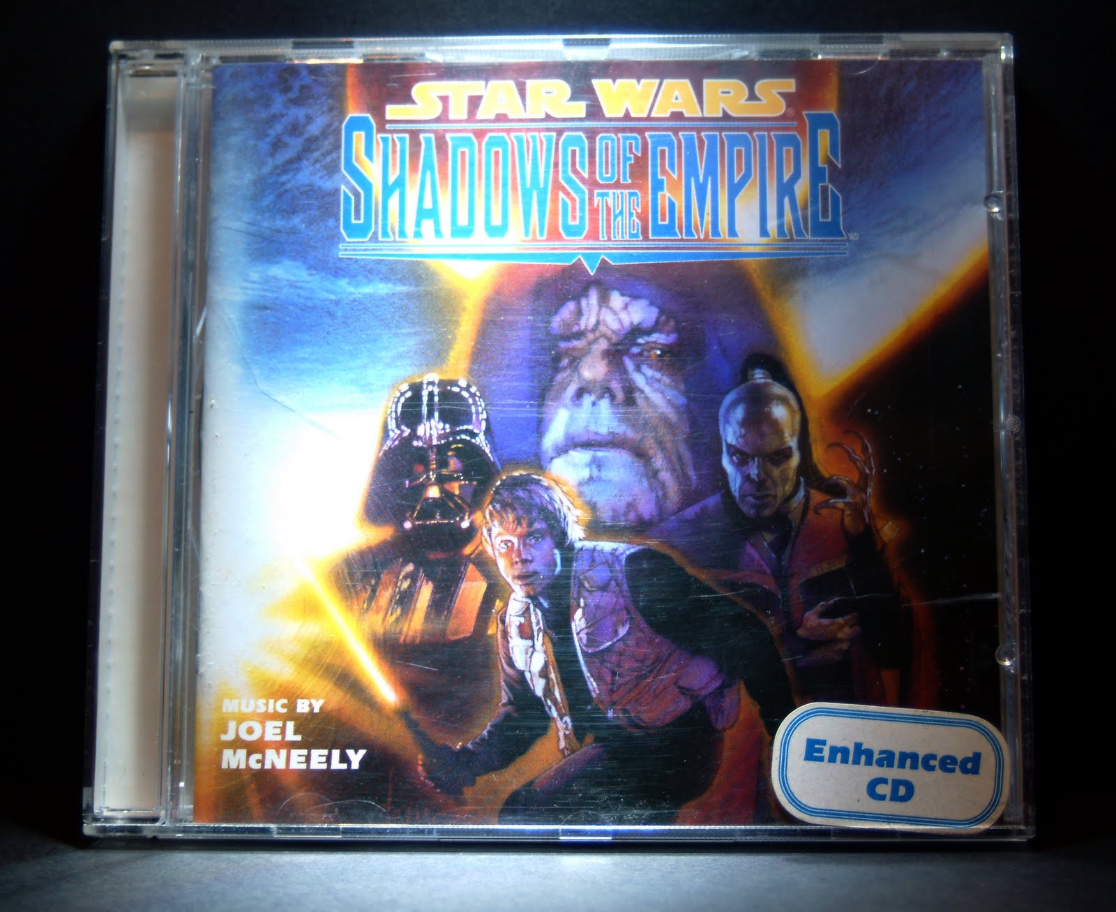 Star Wars Shadows of the Empire Soundtrack